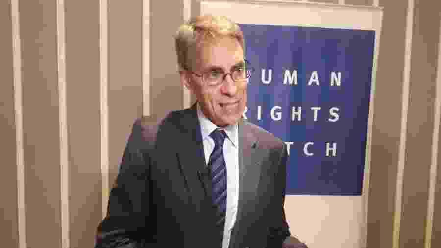 Kenneth Roth, presidente da Human Rights Watch - Wanderley Preite Sobrinho/UOL