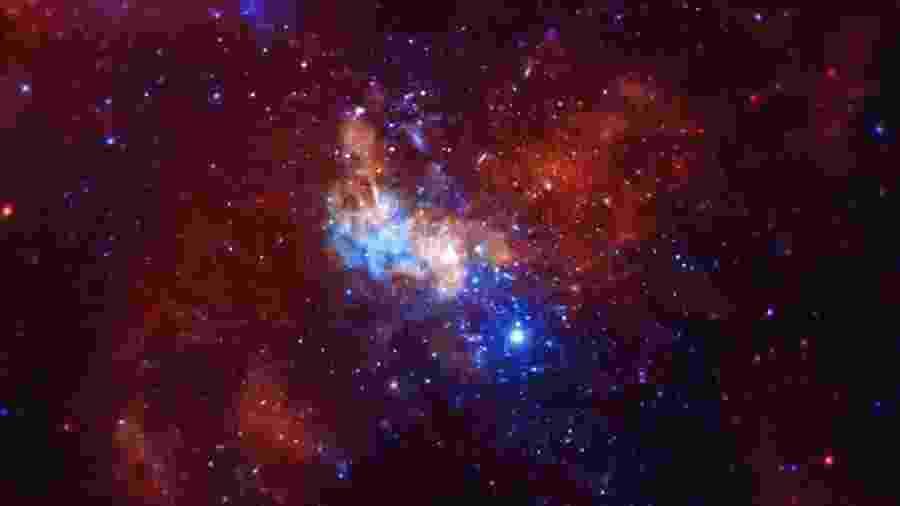 Sagittarius A* - NASA