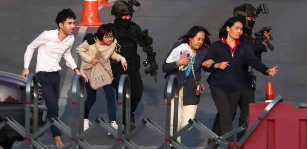 15 horas de cerco | Soldado que matou mais de 20 na Tailândia é morto pela polícia
