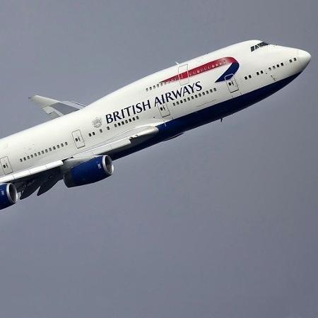 Grupo matriz da British Airways e da Iberia anunciou queda de 83% do faturamento no terceiro trimestre - Pixabay