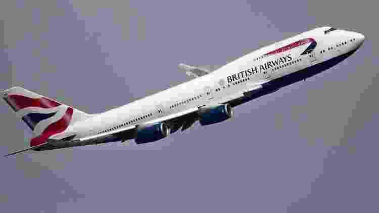 Boeing 747 da British Airways - Pixabay - Pixabay