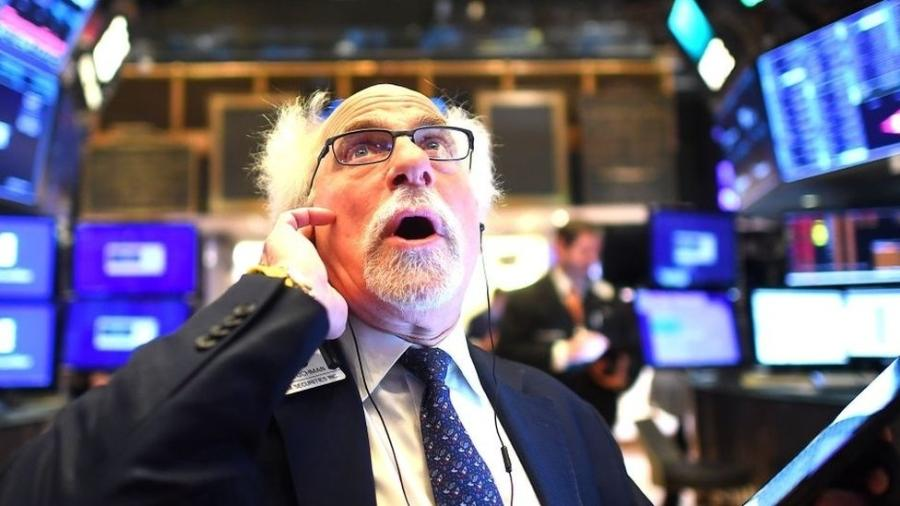 Economistas dizem que estamos muito próximos de uma recessão global - Getty Images