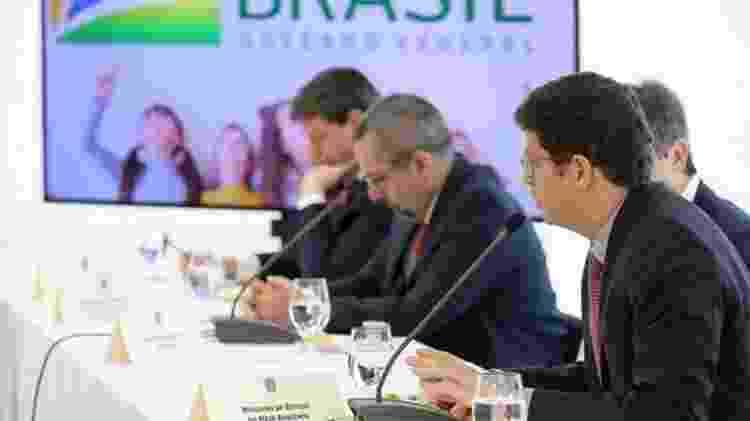 Para Carlos Rittl, fala de Ricardo Salles em reunião do governo de abril foi 'ponto de inflexão' - PALÁCIO DO PLANALTO - PALÁCIO DO PLANALTO
