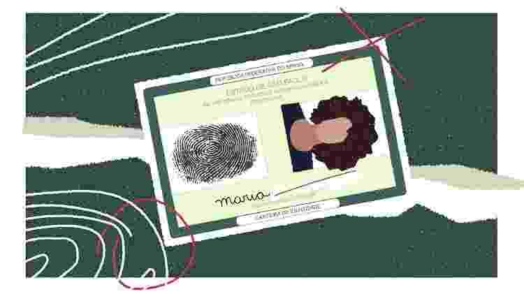 Mães e mulheres tentam retirar seus sobrenomes paternos na Justiça - Guilherme Zamarioli Youssef/ UOL - Guilherme Zamarioli Youssef/ UOL