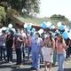 26.set.2020 - Funcionários participam do encerramento do hospital de campanha do Ibirapuera - Divulgação/Governo de SP