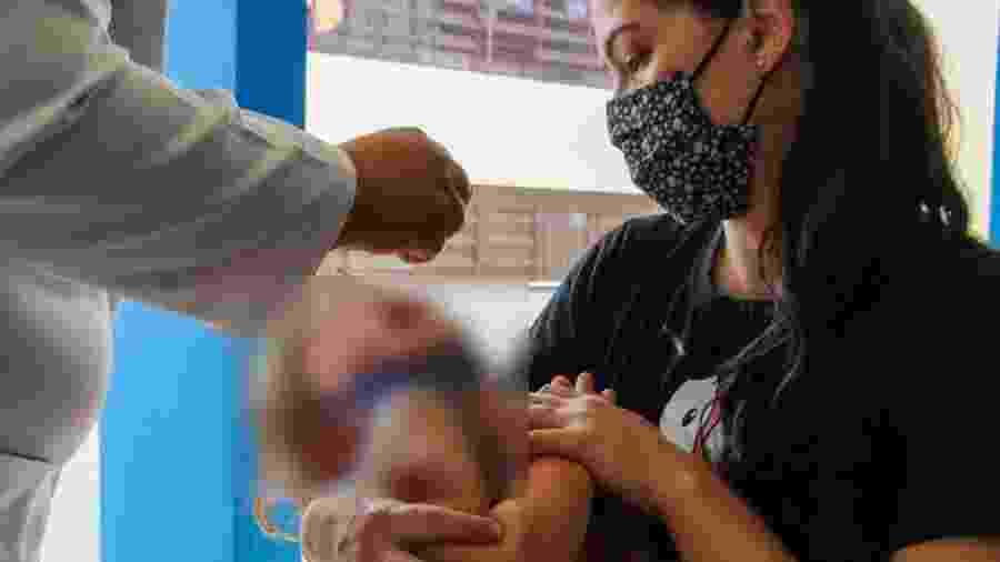 Ainda não existe tratamento para a poliomielite e a única forma de prevenção é a vacinação - Rogério Galasse/Futura Press/Estadão Conteúdo