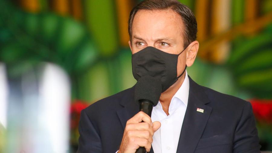 Medida anunciada hoje pelo governador João Doria (PSDB) tenta aliviar custos para empresas em meio à pandemia - Divulgação/Governo do Estado de São Paulo