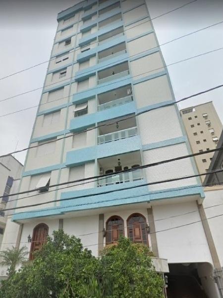 Apartamento na Ponta da Praia, em Santos (SP), tem lance inicial de R$ 477,7 mil - Divulgação/Sold Leilões