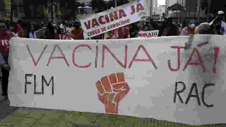 Protesto - LECO VIANA/THENEWS2/ESTADÃO CONTEÚDO - LECO VIANA/THENEWS2/ESTADÃO CONTEÚDO