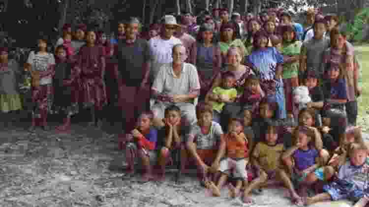 casal de missionários - Divulgação - Divulgação