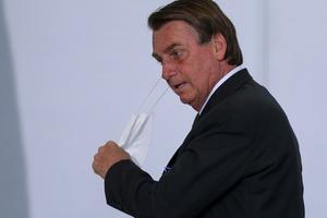 É enganoso o tuíte que acusa Bolsonaro de acabar com o Bolsa Atleta (Foto: Pedro Ladeira/Folhapress)
