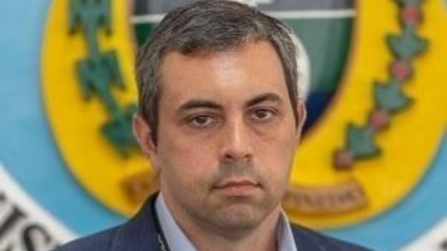 Raphael Montenegro, ex-secretário da Seap no Rio - Divulgação/Seap