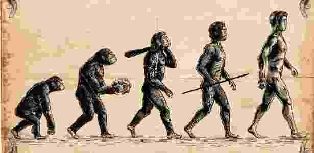 O estilo de andar e a estrutura de grupo do Homo erectus eram similares às dos seres humanos atuais - iStock