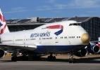 Dois jatos 747 são leiloados em plataforma digital chinesa - Justin Tallis/AFP