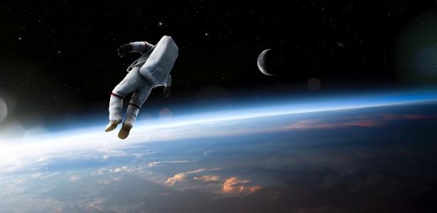 """Problema no espaço não é o peso, mas a """"leveza"""" da baixa gravidade"""