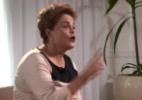 """Dilma se exalta com pergunta sobre """"incompetência"""" feita por jornalista da Al Jazeera - Reprodução/Facebook/Al Jazeera"""