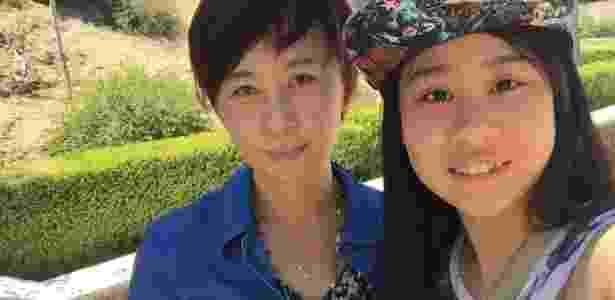 A mãe dela também enfrentou dificuldades para aprender o inglês - Cassandra Hsiao - Cassandra Hsiao