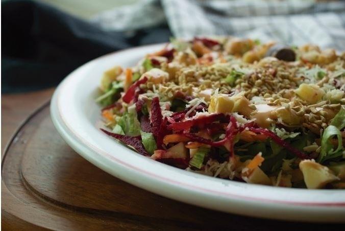 Salada do Mister Sheik