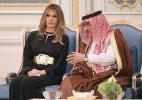 Análise: Em seu próprio ritmo, Melania Trump vai ocupando aos poucos o centro das atenções - Mandel Ngan/ AFP