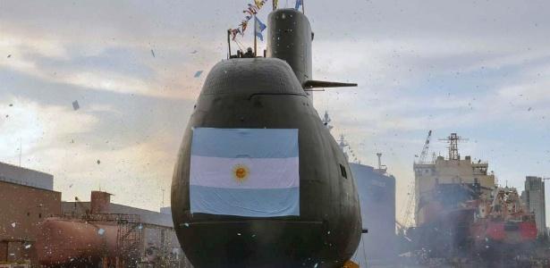 Ministério da Defesa da Argentina/AFP/Telam