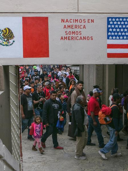 Os EUA reabrirão suas fronteiras com o México e o Canadá para viajantes vacinados contra a covid-19 - Meghan Dhaliwal/The New York Times