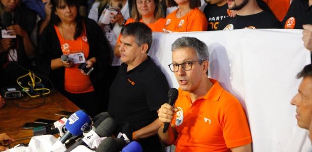Romeu Zema foi eleito com 71,80% dos votos em Minas Gerais. Estado tem a segunda maior população do Brasil e PIB de R$ 519 bilhões