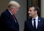 Criticado por Macron, nacionalismo de Trump ganha força na Europa (Foto: Vincent Kessler/Reuters )