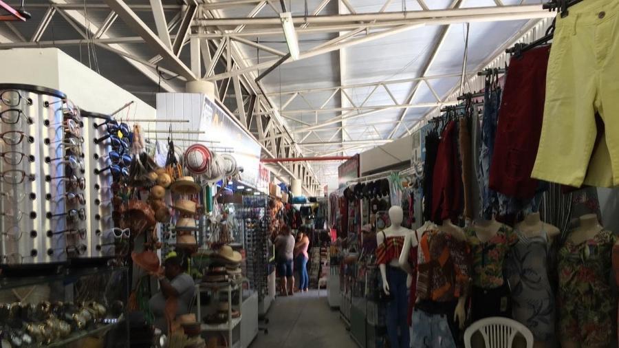 Mercado de Petrolina (PE), cidade visitada por Bolsonaro em sua primeira ida ao Nordeste - Luciana Amaral/UOL