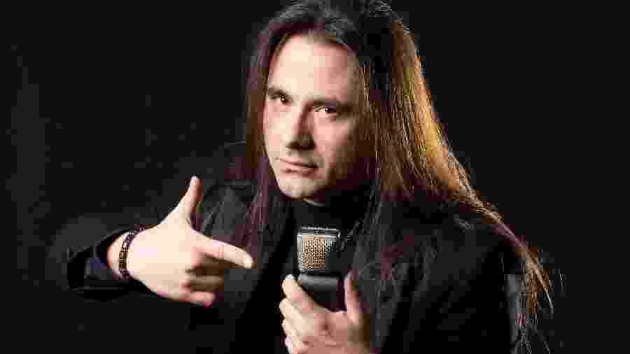 Morre Andre Matos, ex-vocalista e fundador do Angra e Shaman, aos 47 anos - Reprodução