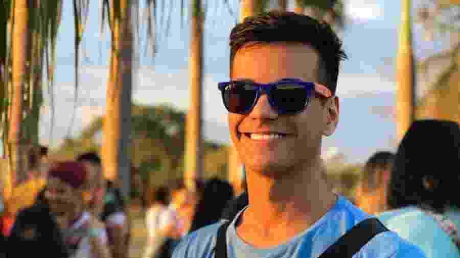 Lucas Pereira Pedroso, criador de um popular grupo de WhatsApp para imitar sons de moto - Acervo pessoal/Instagram @lucasixiii