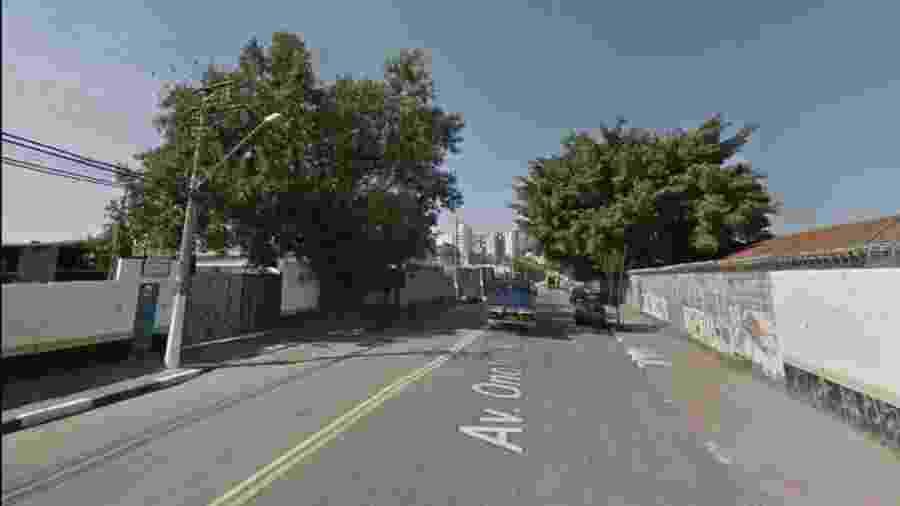 Perseguição policial na região do Jaguaré terminou com dois mortos e uma ferida - Google Street View-Reprodução