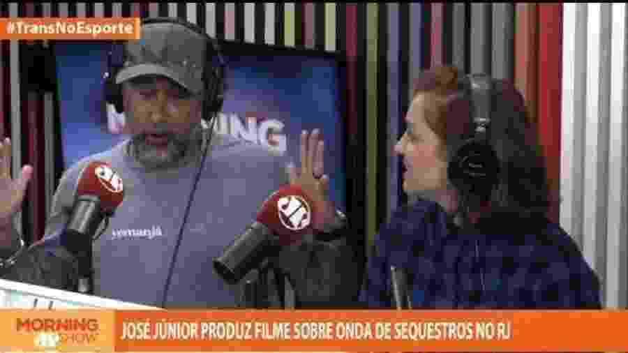 """José Junior produz filme """"A Divisão"""" que trata de corrupção policial - Reprodução/Youtube"""