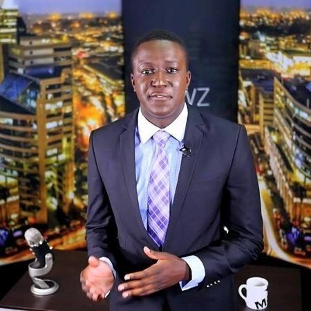 Zororo Makamba tinha viajado para Nova York no final de fevereiro e apresentou sintomas já em sua cidade, Harare - Reprodução / Facebook @Ziroro Makamba