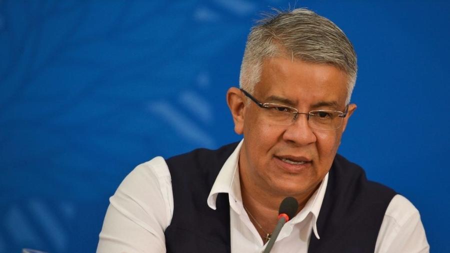 Wanderson de Oliveira, ex-secretário de Vigilância em Saúde - Marcello Casal JrAgência Brasil
