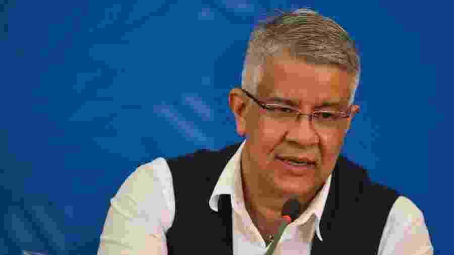 Wanderson Oliveira, Secretário de Vigilância em Saúde - Marcello Casal JrAgência Brasil