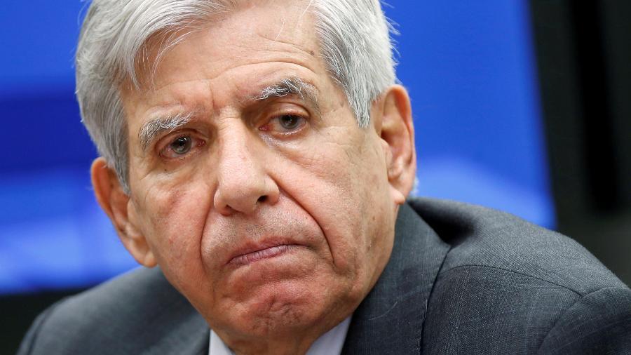 Ministro do GSI, Augusto Heleno - Adriano Machado
