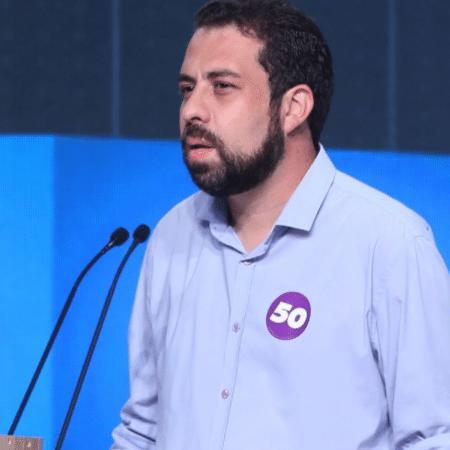 Justiça Eleitoral mandou retirar novo vídeo com informações falsas contra Boulos - SUAMY BEYDOUN/AGIF/ESTADÃO CONTEÚDO