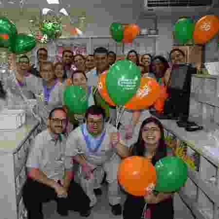Funcionários Unimed Volta Redonda - Divulgação/Unimed Volta Redonda - Divulgação/Unimed Volta Redonda