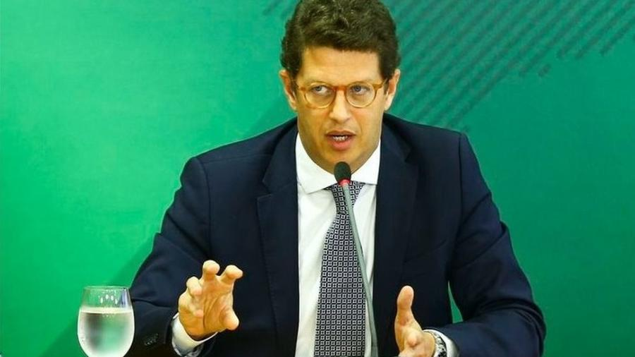"""Instrução Normativa assinada no início do mês por Salles é """"tenebrosa"""", diz ex-presidente do Ibama - Marcelo Camargo/Agência Brasil"""