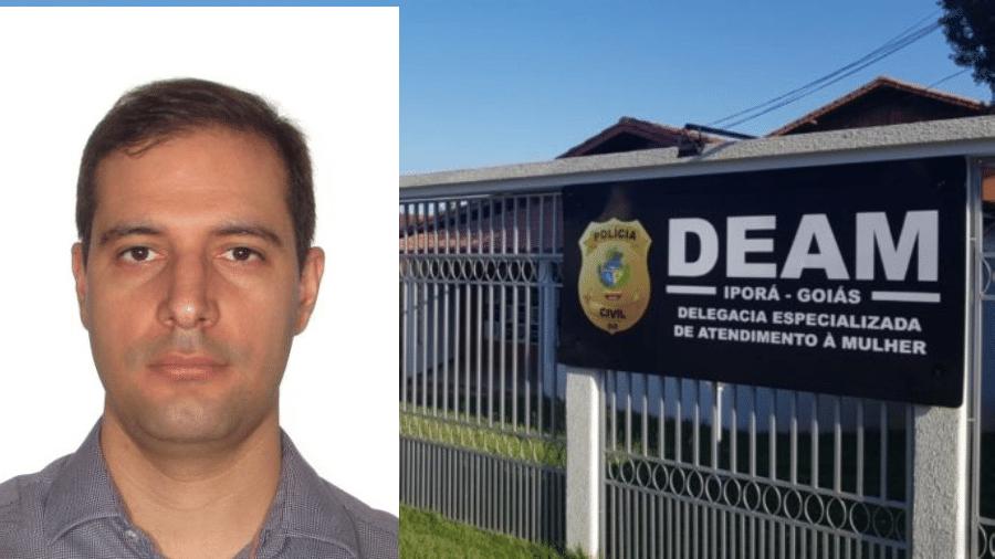 O médico Otacílio Rodrigues de Barros Neto foi indiciado pela Polícia Civil acusado de assediar uma paciente - Divulgação/Polícia Civil de Goiás