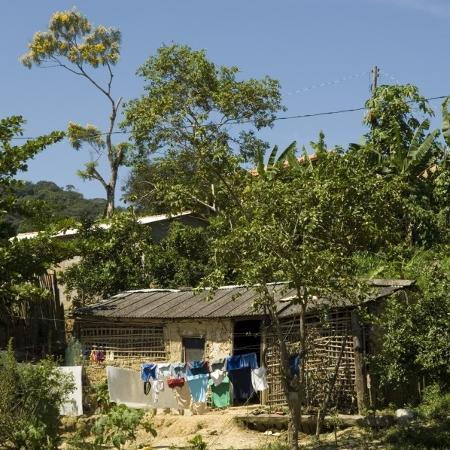 Comunidade quilombola de Pedro Cubas, em Eldorado (SP), no Vale do Ribeira - Felipe Leal / ISA (Instituto Socioambiental)