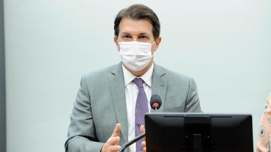10.ago.2021 - O deputado federal Arthur Oliveira Maia (DEM-BA), durante seminário da Secretaria de Relações Institucionais - Gustavo Sales/Câmara dos Deputados