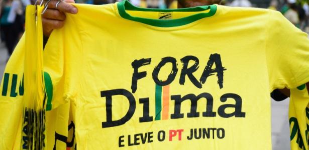 """Análise: """"Pouca gente considera que a presidente tem condições de permanecer até 2018"""" - Ronaldo Silva/Futura Press/Estadão Conteúdo"""