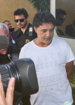 O ex-secretário-geral do PT, Silvio Pereira, preso preventivamente na 27ª fase da Operação Lava Jato