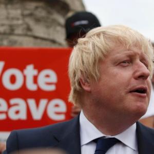 Boris Johnson, ex-prefeito de Londres - Ed Sykes/Reuters - 22.jun.2016