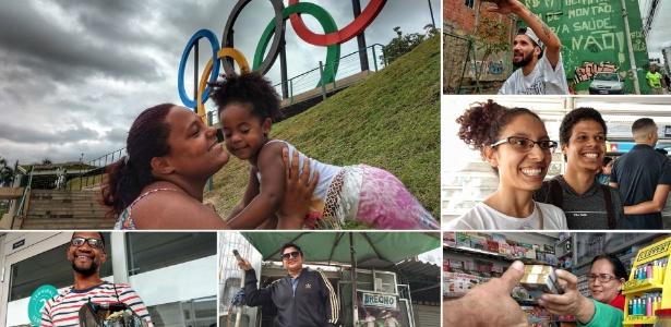 Reportagem da BBC Brasil ouviu cariocas em todo o trajeto de linha que cruza a cidade, do aeroporto ao Parque Olímpico