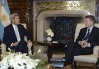 Xinhua/Presidencia de Argentina/TELAM