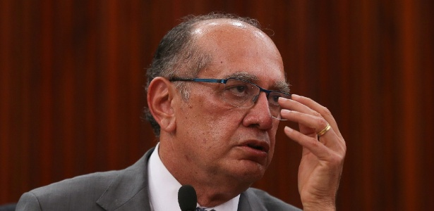 O presidente do TSE (Tribunal Superior Eleitoral) Gilmar Mendes