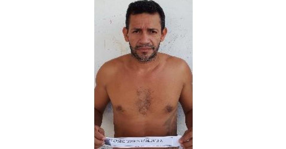 Lázaro Quincas Saldanha; crime: tráfico, porte ilegal de arma e adulteração de veiculo