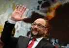 Opinião: Como Martin Schulz poderia derrotar Angela Merkel - Tobias Schwarz/ AFP